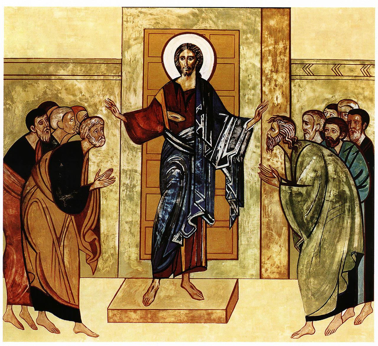 Vzkříšený Kristus